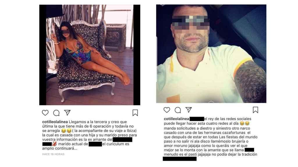 Tiene más de seis operaciones y todavía no se ha arreglado, algunas de las publicaciones Instagram
