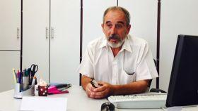 Julián Rodríguez perdió a su hijo Mario después de que éste dejase la quimioterapia.