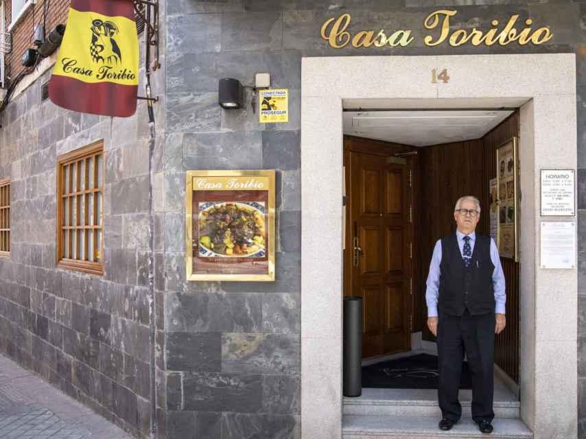 Restaurante Toribio, uno de los pocos lugares donde lo ponen 100% auténtico.