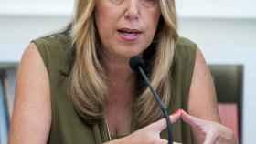 La presidenta de la Junta, Susana Díaz .