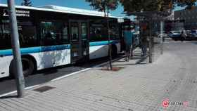autobus parada