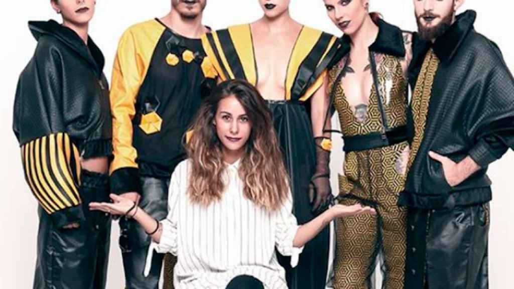Imagen promocional de Ande Moda.