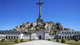 Valle de los Caídos. EFE.