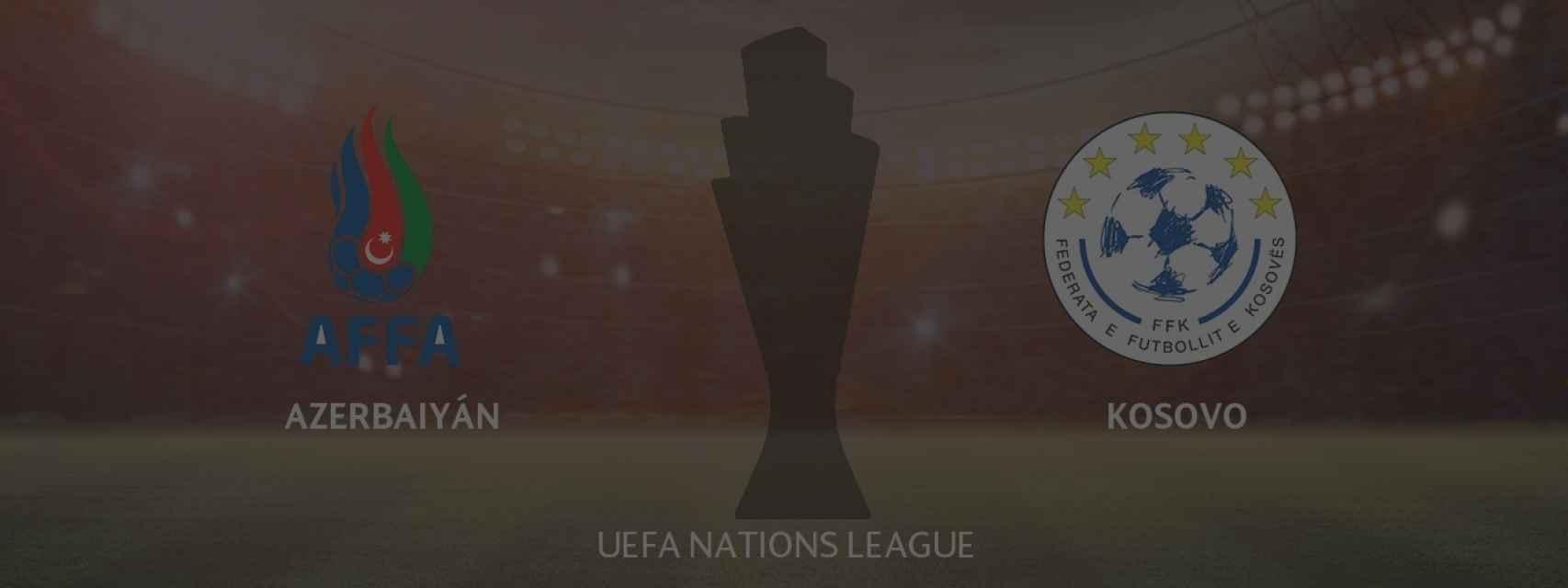 Azerbaiyán - Kosovo, UEFA Nations League