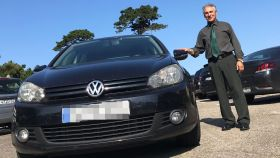 Sergio lleva 20 años utilizando vehículos diésel. Ahora mismo posee dos.