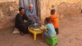 La familia de Khadija