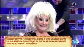 'GH VIP' confirma a Aramís Fuster: la bruja por fin entra en la casa
