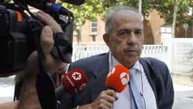 El exdirector del máster de Derecho Público de la URJC, Enrique Álvarez Conde.