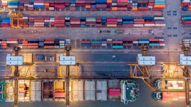 El transporte marítimo de mercancías es uno de los sectores que se benefician del Blockchain.