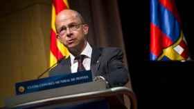 Jordi Cardoner, vicepresidente del Área Social del FC Barcelona. Foto: fcbarcelona.es