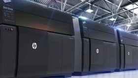 hp metal jet 3d impresora 3d de metal