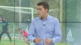 Jorge Calabrés, en Realmadrid TV