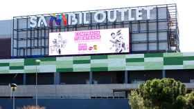 El centro comercial Sambil Outlet (Leganés).