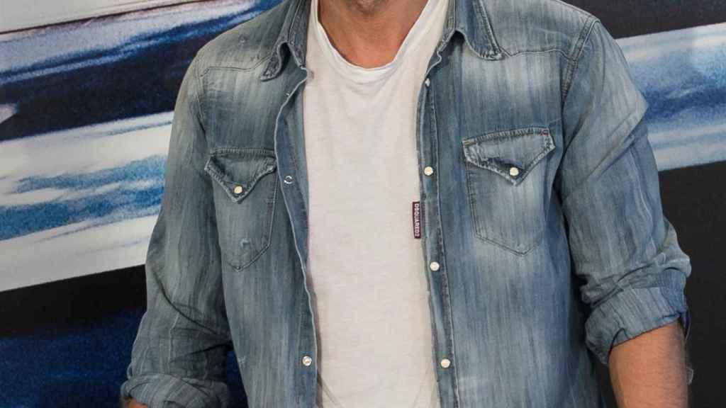 David Guetta, durante la presentación de su nuevo álbum este jueves en Madrid.