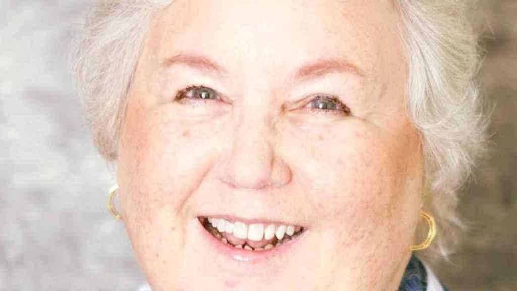 Nancy Crampton en la foto de su perfil en la red social.