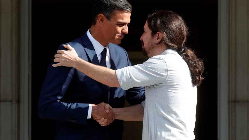 Pablo Iglesias, el único doctor político cuya tesis no está bajo sospecha