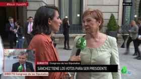 La bofetada de laSexta a Celia Villalobos y sus continuos ataques