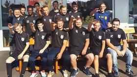 El saludo que le ha costado caro al equipo alemán.