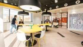 Oficinas de WiZink en Madrid.