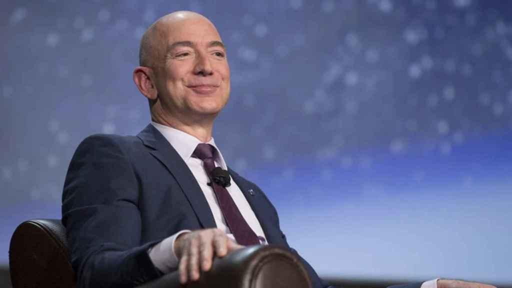 Jeff Bezos, CEO y fundador de Amazon, en una imagen de archivo.