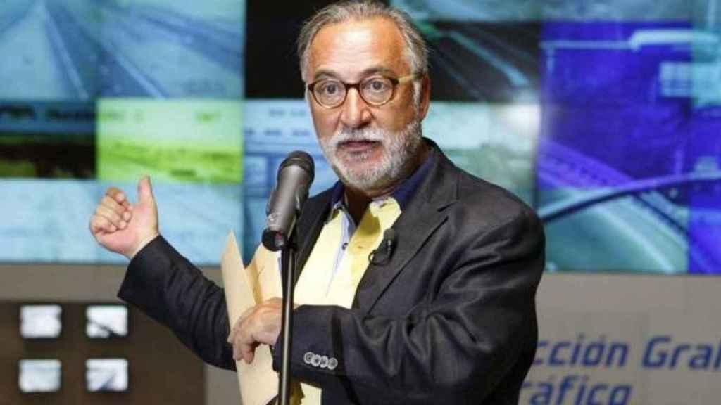 Pere Navarro, en la DGT.