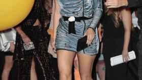 Blanca Suárez durante la fiesta de 'Vogue'.