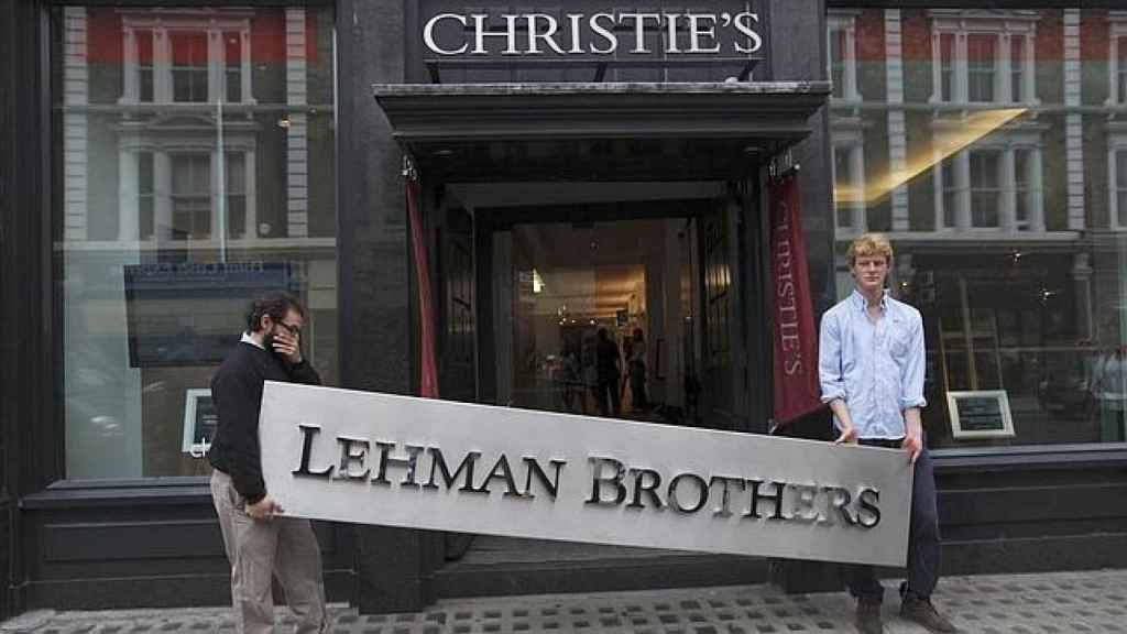 Lehman Brothers: así vivieron los CEO de la banca española el día que cambió su mundo