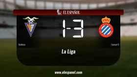 El Espanyol B se lleva la victoria a casa