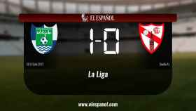 El Ejido 2012 derrotó al Sevilla At. por 1-0
