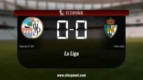 El Salamanca UDS no pudo conseguir la victoria ante la Ponferradina (0-0)