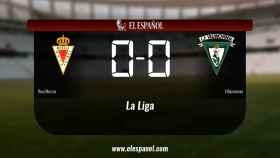 El Real Murcia y el Villanovense empataron a cero