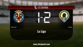 El Villarreal B cae ante el Hércules (1-2)