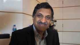 Anant Agarwall, fundador y CEO del centro de educación online Edx.