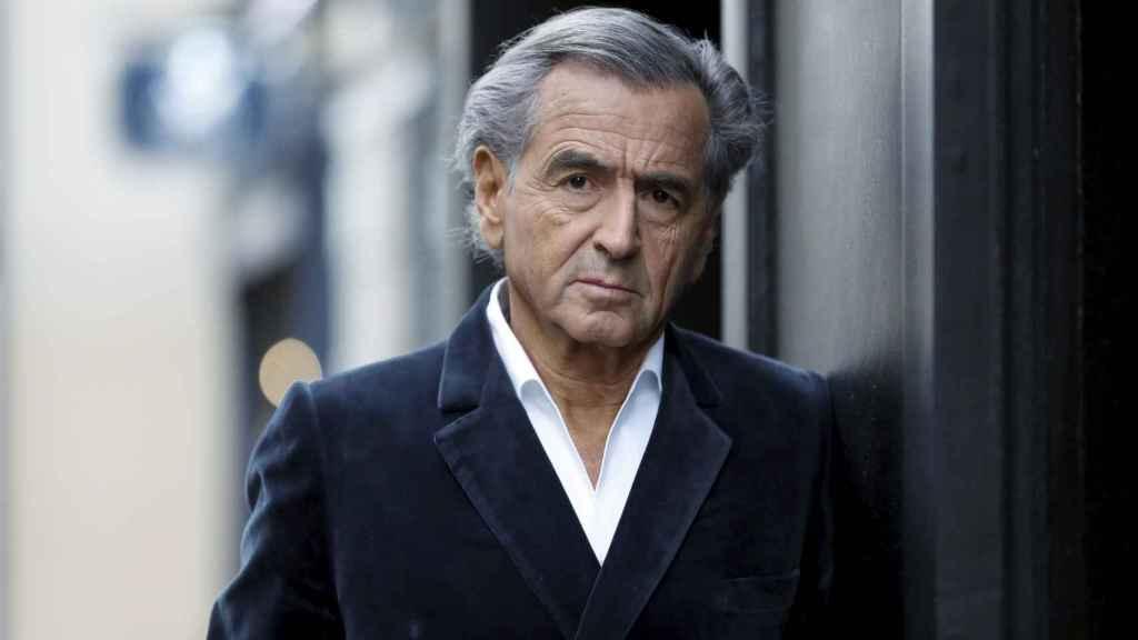 Bernard Henri-Lévy