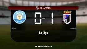El Ibiza cae derrotado ante el Badajoz por 0-1
