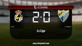 El Linense derrotó al At. Malagueño por 2-0