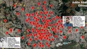 rastreo mapa usuarios gindr