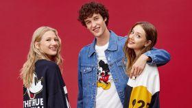 Mickey Mouse, el nuevo 'muso' de las firmas de moda.
