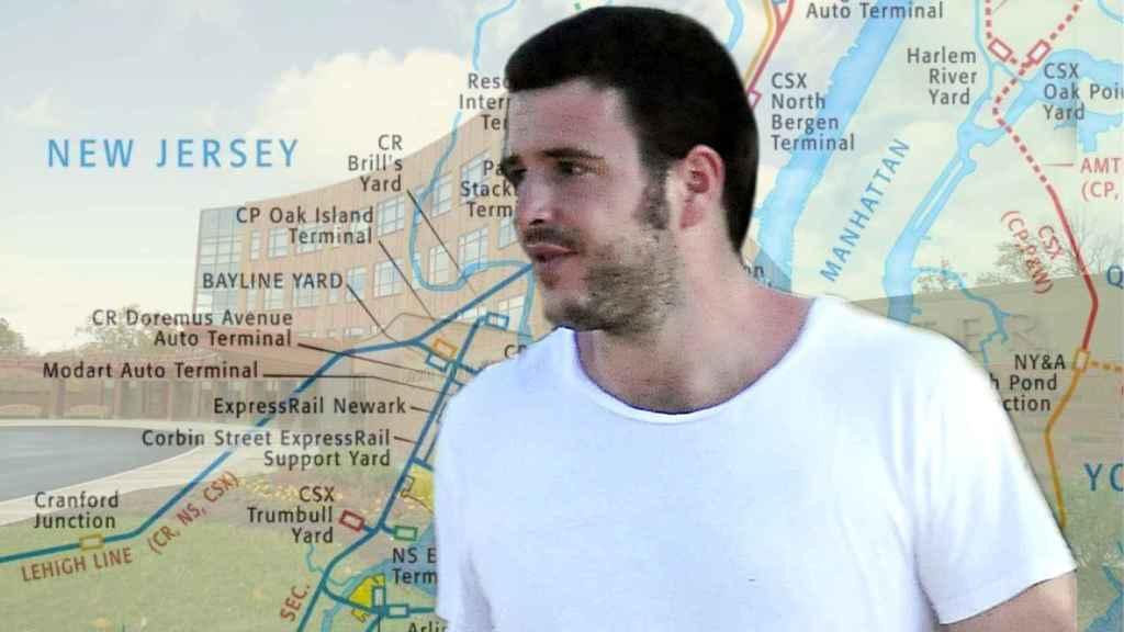 Álex Lequio tiene motivos para trasladarse a Nueva Jersey.