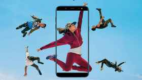 Nuevas características de los Galaxy J6+ y J4+: pantalla infinita, lector de huellas lateral…