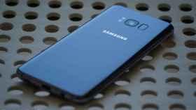 Cámara superlenta en el Samsung Galaxy S8 con la última actualización