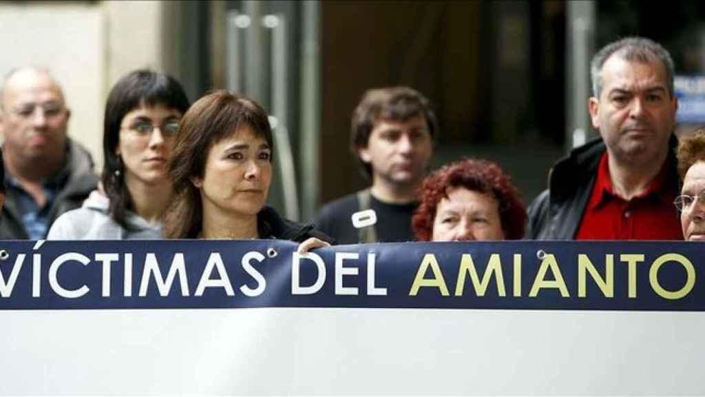 Varios afectados por amianto en fábricas del País Vasco.