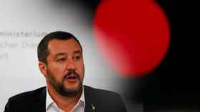 El vicepresidente y ministro del Interior italiano, Matteo Salvini.