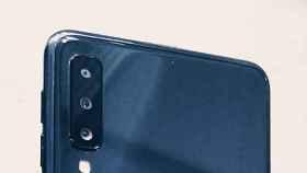 Primer móvil de Samsung con triple cámara: filtrado el Galaxy A7 (2018) (actualizado)