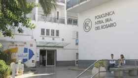 Policlínica Nuestra Señora del Rosario de Ibiza.