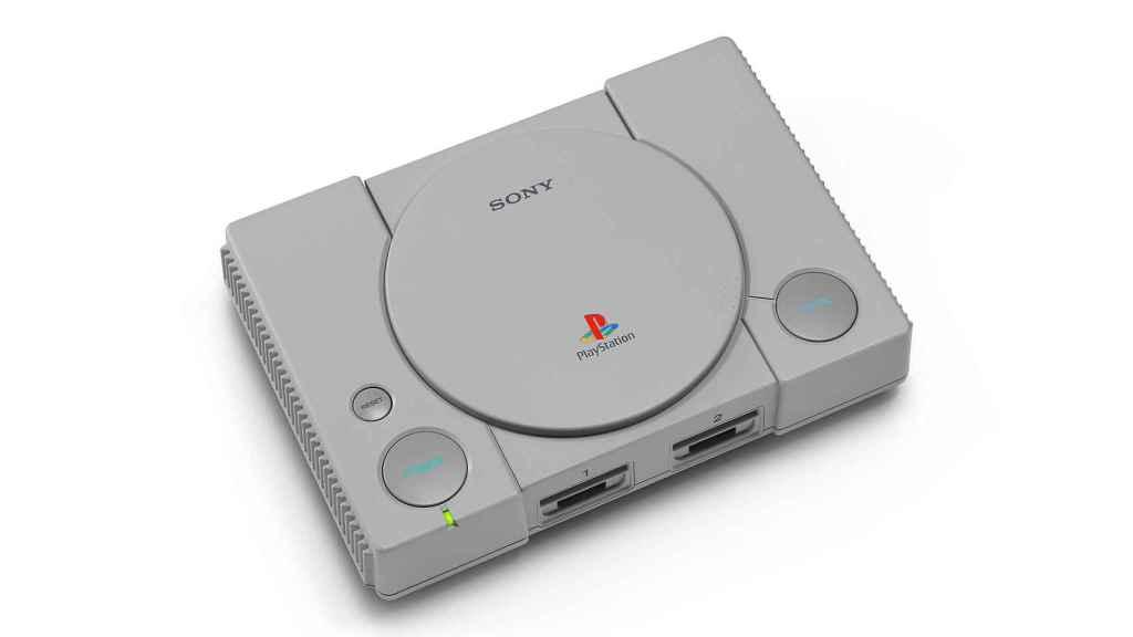 sony playstation classic nostalgia videoconsola 3