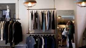 tienda ropa probadores