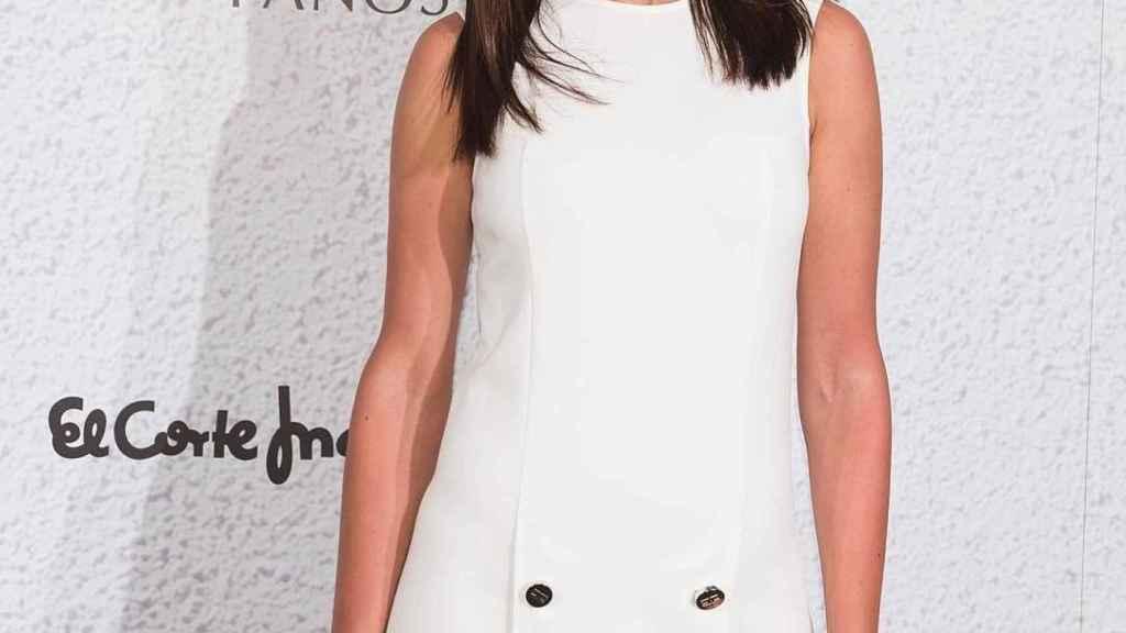 La modelo Noelia López.