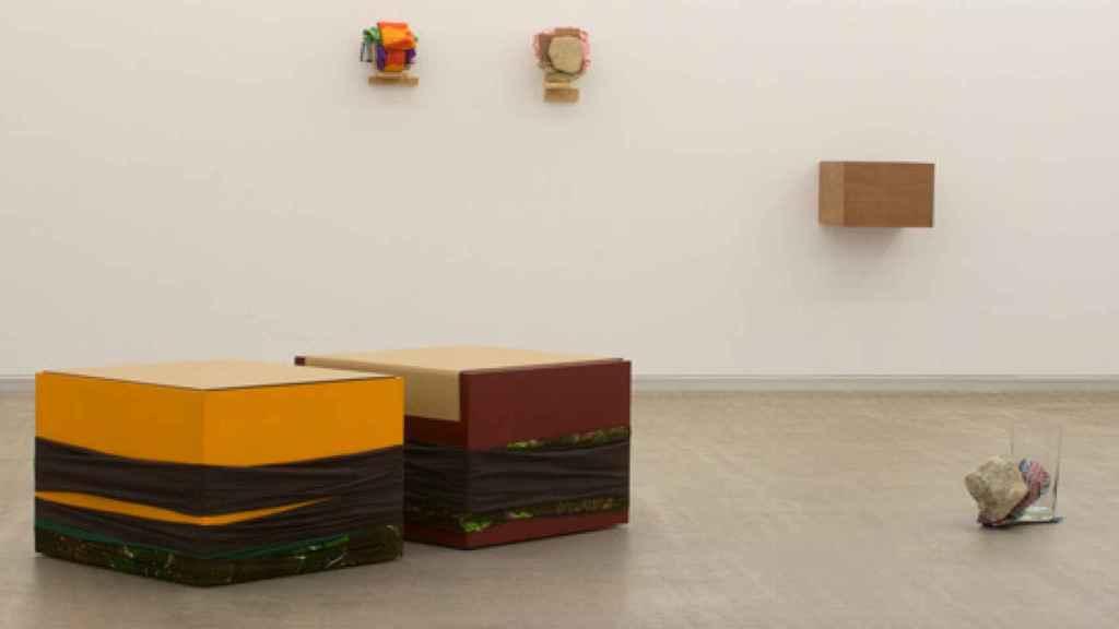 Exposición Para ambos lados de la frontera, del premiado Ángel Bados.
