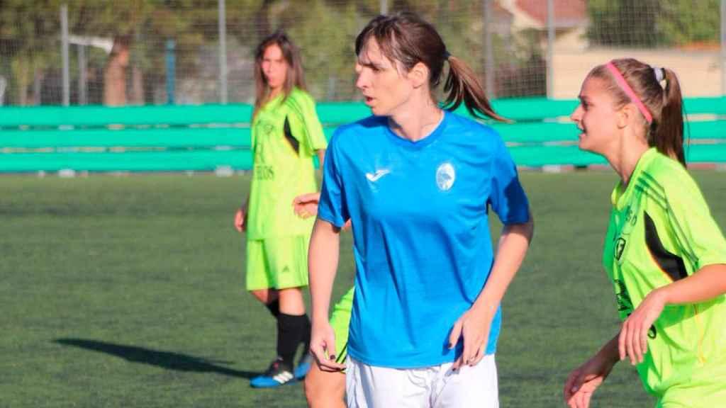 Alba Palacios, la primera futbolista transgénero de España